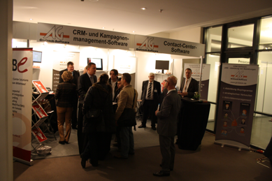 Grutzeck-Software: CRM- und Contact-Center-Software Halle 1, A 29