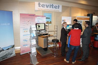 Telekommunikationsprofi Tevitel  in Halle 3