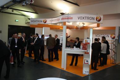 Unified Communications Spezialist Voxtron in Halle 2